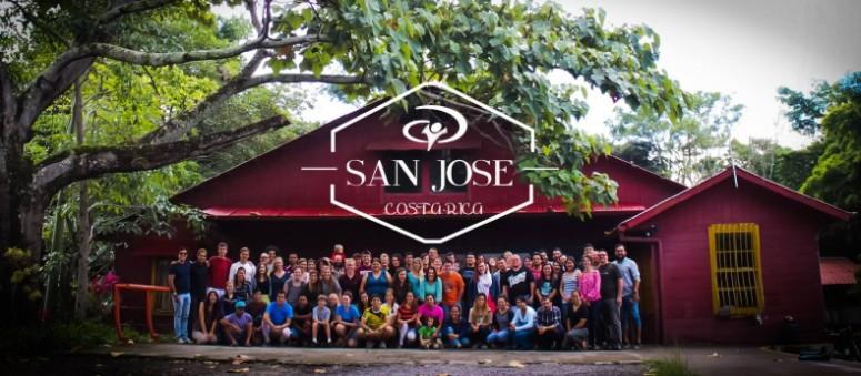 Our YWAM San José Family.